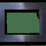 4 Sided Black Surround w/screen