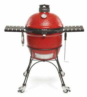 Kamado Joe grill kit