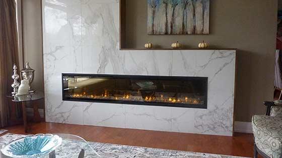 Ignite XL electric fireplace