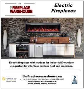 electrics fireplaces